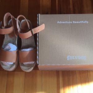 68022a83072 Soludos Shoes - Soludos Minorca High Leather Platform (Nude